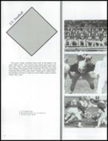 1984 Grosse Pointe South High School Yearbook Page 74 & 75