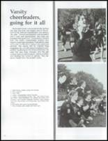 1984 Grosse Pointe South High School Yearbook Page 76 & 77