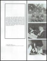 1984 Grosse Pointe South High School Yearbook Page 78 & 79
