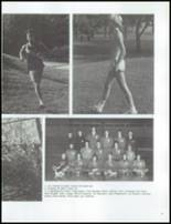 1984 Grosse Pointe South High School Yearbook Page 80 & 81
