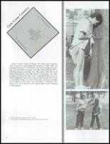 1984 Grosse Pointe South High School Yearbook Page 82 & 83