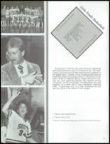 1984 Grosse Pointe South High School Yearbook Page 86 & 87