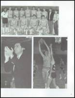1984 Grosse Pointe South High School Yearbook Page 88 & 89