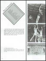 1984 Grosse Pointe South High School Yearbook Page 90 & 91