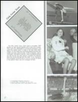 1984 Grosse Pointe South High School Yearbook Page 92 & 93
