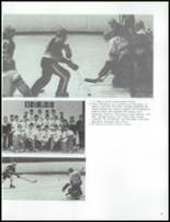 1984 Grosse Pointe South High School Yearbook Page 98 & 99