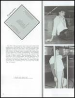 1984 Grosse Pointe South High School Yearbook Page 100 & 101