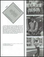 1984 Grosse Pointe South High School Yearbook Page 102 & 103