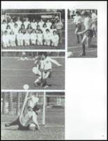1984 Grosse Pointe South High School Yearbook Page 108 & 109