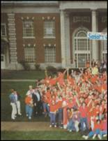 1984 Grosse Pointe South High School Yearbook Page 118 & 119
