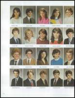 1984 Grosse Pointe South High School Yearbook Page 120 & 121