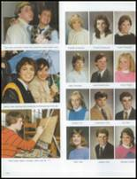 1984 Grosse Pointe South High School Yearbook Page 124 & 125