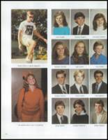 1984 Grosse Pointe South High School Yearbook Page 130 & 131