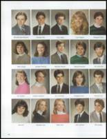 1984 Grosse Pointe South High School Yearbook Page 132 & 133