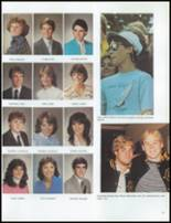 1984 Grosse Pointe South High School Yearbook Page 134 & 135