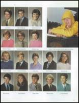 1984 Grosse Pointe South High School Yearbook Page 140 & 141