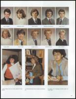 1984 Grosse Pointe South High School Yearbook Page 142 & 143