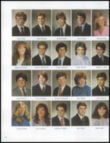 1984 Grosse Pointe South High School Yearbook Page 144 & 145
