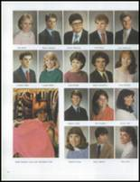 1984 Grosse Pointe South High School Yearbook Page 148 & 149