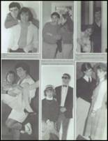 1984 Grosse Pointe South High School Yearbook Page 152 & 153
