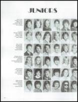 1984 Grosse Pointe South High School Yearbook Page 154 & 155