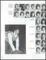 1984 Grosse Pointe South High School Yearbook Page 164 & 165