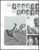 1984 Grosse Pointe South High School Yearbook Page 166 & 167