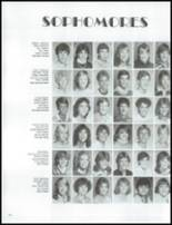 1984 Grosse Pointe South High School Yearbook Page 168 & 169