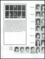 1984 Grosse Pointe South High School Yearbook Page 172 & 173