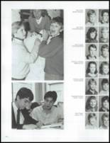 1984 Grosse Pointe South High School Yearbook Page 182 & 183
