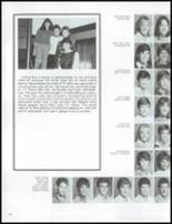 1984 Grosse Pointe South High School Yearbook Page 184 & 185