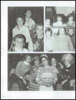 1984 Grosse Pointe South High School Yearbook Page 192 & 193