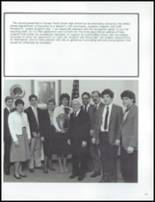 1984 Grosse Pointe South High School Yearbook Page 194 & 195