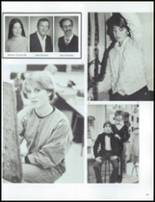 1984 Grosse Pointe South High School Yearbook Page 200 & 201