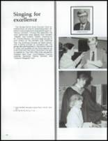 1984 Grosse Pointe South High School Yearbook Page 204 & 205