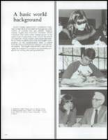 1984 Grosse Pointe South High School Yearbook Page 206 & 207