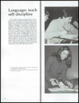 1984 Grosse Pointe South High School Yearbook Page 208 & 209