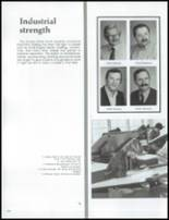 1984 Grosse Pointe South High School Yearbook Page 212 & 213