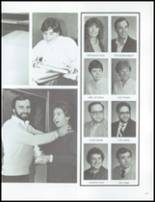 1984 Grosse Pointe South High School Yearbook Page 216 & 217