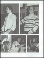 1984 Grosse Pointe South High School Yearbook Page 218 & 219