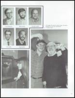 1984 Grosse Pointe South High School Yearbook Page 220 & 221