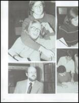 1984 Grosse Pointe South High School Yearbook Page 224 & 225