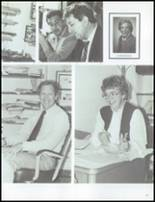 1984 Grosse Pointe South High School Yearbook Page 226 & 227