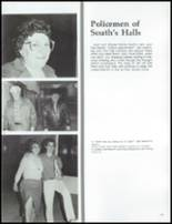1984 Grosse Pointe South High School Yearbook Page 228 & 229