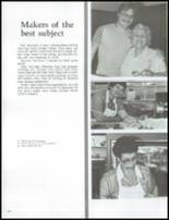 1984 Grosse Pointe South High School Yearbook Page 230 & 231