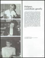 1984 Grosse Pointe South High School Yearbook Page 232 & 233