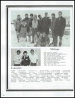 1984 Grosse Pointe South High School Yearbook Page 238 & 239
