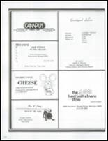 1984 Grosse Pointe South High School Yearbook Page 242 & 243