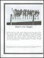 1984 Grosse Pointe South High School Yearbook Page 246 & 247