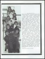 1984 Grosse Pointe South High School Yearbook Page 254 & 255